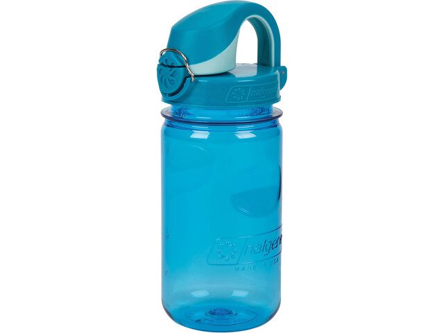 Nalgene Everyday OTF Drinking Bottle 350ml Kids ice-blue